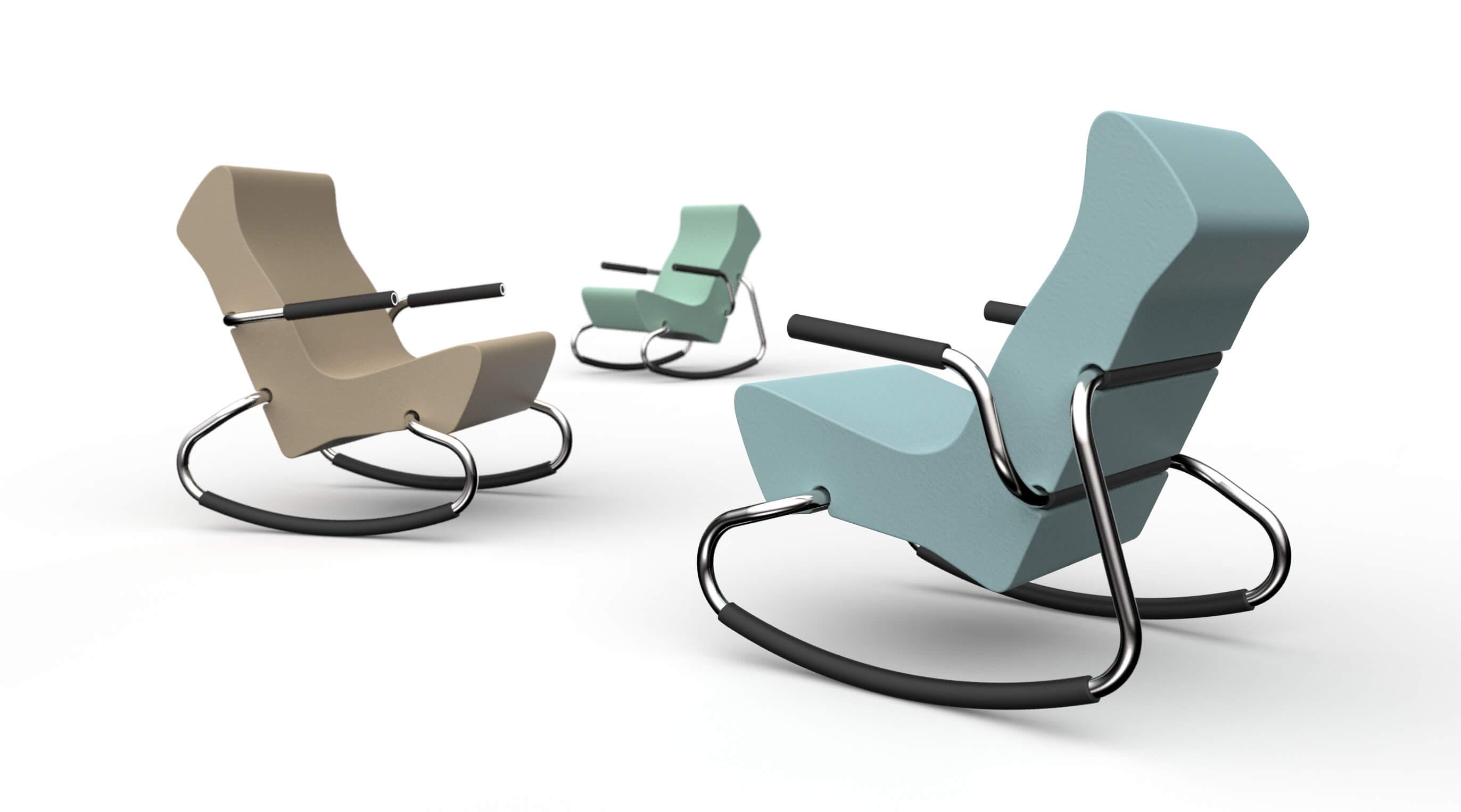AN1 Rocking chair